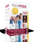 Rossmax X5 merilnik krvnega tlaka, 1 merilnik