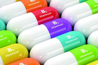 B-kompleks in folna kislina