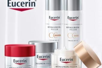 Ekskluzivna ponudba izdelkov Eucerin Hyaluron-Filler