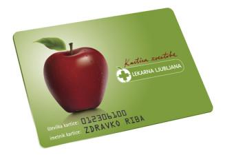 Obvestilo imetnikom Kartice zvestobe Lekarne Ljubljana