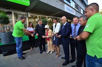 Odprta nova lekarna v Savskem naselju v Ljubljani