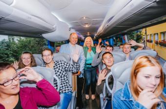 Lekarna Ljubljana je z izletom razveselila otroke iz Mladinskega doma Malči Beličeve