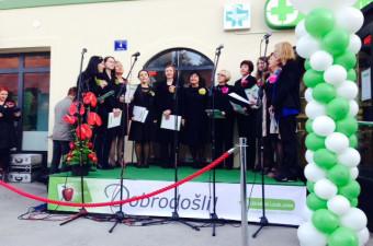 Lekarna Ljubljana je odprla novo lekarno - Lekarno Lukovica