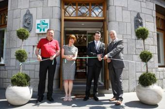 Lekarna Ljubljana odprla prenovljeno Lekarno Mirje