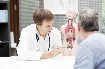 Težave s prostato