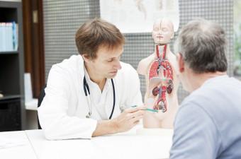 Svetovanje pri težavah s prostato in presejalni vprašalnik IPSS