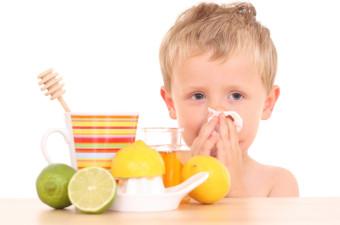 Jesen je čas za večje količine vitamina C