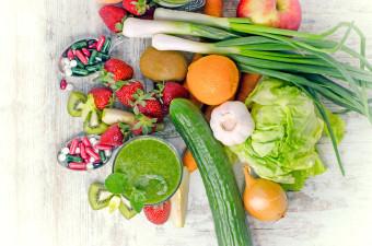 Prehranska dopolnila in odpornost