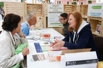 6. Festival zdravja v znamenju obeleževanja 70-letnice delovanja