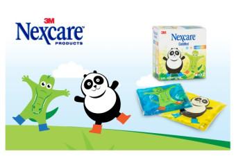 Nexcare ColdHot Happy Kids obkladki za otroke 20 % ugodneje