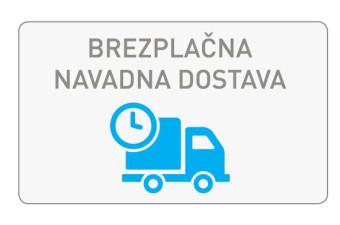 Brezplačna navadna dostava v Spletni Lekarni Ljubljana