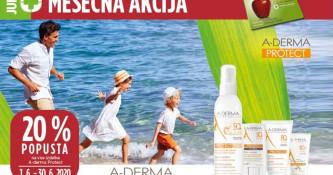 A-Derma Protect 20 % ugodneje