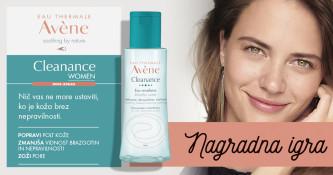 Facebook nagradna igra Avene Cleanance