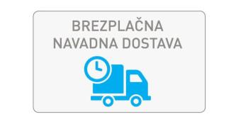 Brezplačna navadna dostava v Spletni Lekarni Ljubljana: 5. 1. 2021