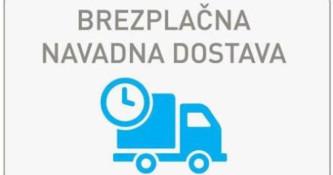 Brezplačna navadna dostava v Spletni Lekarni Ljubljana: 5. 5. 2020