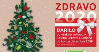 Darilo v Spletni Lekarni Ljubljana