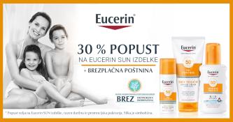 Eucerin Sun 30 % ugodneje
