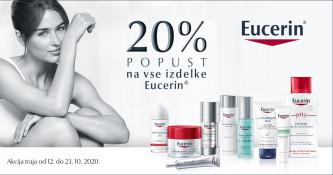Eucerin 20 % ugodneje