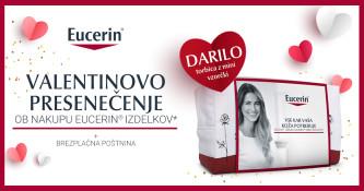 Eucerin Valentinovo presenečenje