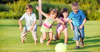 Otroci in poletje