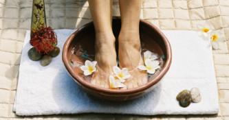 Glivične okužbe kože stopal