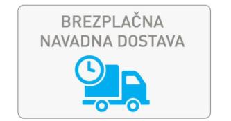 Brezplačna navadna dostava v Spletni Lekarni Ljubljana: 1. 12. 2020