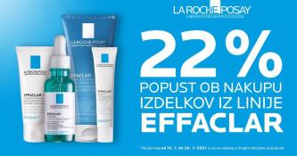La Roche-Posay Effaclar 22 % ugodneje