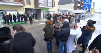 Donacija Lekarne Ljubljana ob odprtju Lekarne Sončni Log