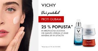 Vichy Liftactiv 25 % ugodneje