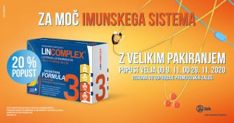 LINCOMPLEX - za moč imunskega sistema
