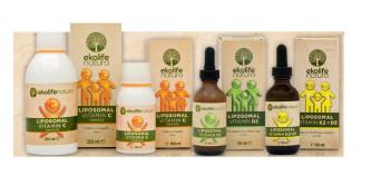 Liposomski vitamini 15 % ugodneje