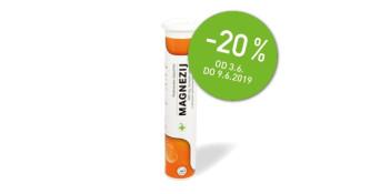 Prehransko dopolnilo Magnezij 300 mg 20% ugodneje