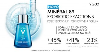 Brezplačna navadna dostava ob nakupu Vichy Mineral 89 Probiotic serum