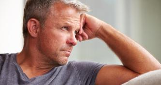 Zdravstvene težave moških