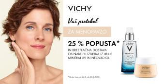 Vichy Neovadiol 25 % ugodneje