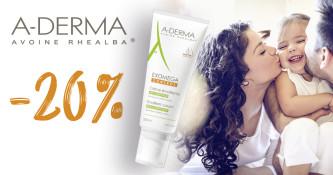 A-Derma 20 % ugodneje