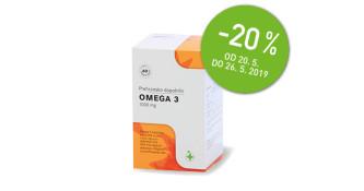 Prehransko dopolnilo Omega 3 20 % ugodneje