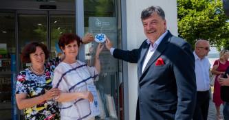 Lekarna Ljubljana odprla Demenci prijazno točko v Lekarni pri ZD Grosuplje