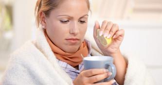 Preprečevanje in lajšanje simptomov gripe in prehlada
