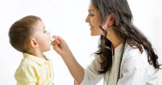 Prehranska dopolnila za odpornost otrok
