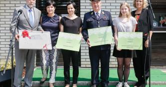 Donacija Lekarne Ljubljana ob odprtju Lekarne Velike Lašče