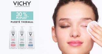 30 % popusta na izdelke Vichy Purete Thermale