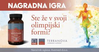 Facebook nagradna igra Terranova