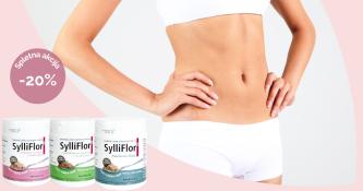 SylliFlor izdelki 20 % ugodneje
