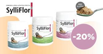 Izdelki SylliFlor 20 % ugodneje