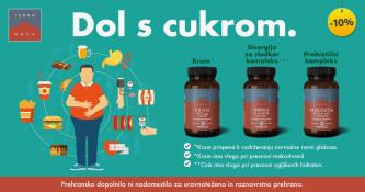 7 korakov za nižji krvni sladkor