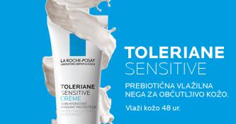 Darilo ob nakupu izdelka iz linije Toleriane Sensitive