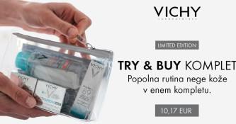 Posebni Vichy kompleti za nego kože
