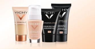 Vichy pudri 25 % ugodneje