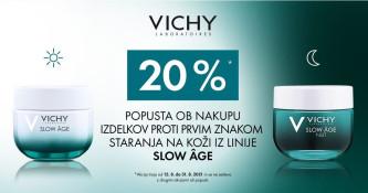 Vichy Slow Age 20 % ugodneje